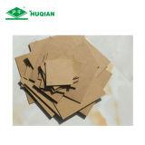 Decoratieve Materiële Duidelijke HDF 1220X2440X1.6mm met Hoogte - dichtheid 830 E1
