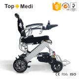Кресло-коляска Tew007b+ высокого качества облегченная малая электрическая