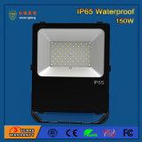 Indicatore luminoso di inondazione esterno di SMD3030 150W LED per il bacino