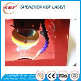 CNCのルーターYAG 100Wの携帯用宝石類レーザーの溶接工