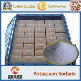 Sorbate van het kalium, (FCC V/NF24/HALAL/KOSJER), Sorbic Zuur, CAS Nr.: 590-00-1