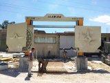 Le fil de marbre de machine de coupage par blocs de pierre de carrière de machine de découpage de marbre de machine de découpage de pierre de coupeur a vu la machine