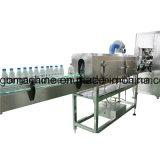 Máquina de etiquetado de la manga del casquillo de botella de 5gallon para la etiqueta del animal doméstico del PVC