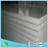Schnelle Aufbau-Haus-feuerfeste Farben-Stahlzwischenlage-Vorstand/Panel