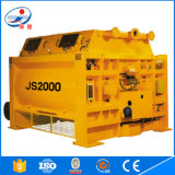 Betonmischer-Maschine der China-Doppelwelle elektrische Js Serie Higj QualitätsJs2000