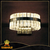 Indicatori luminosi di cristallo moderni della parete dell'hotel di progetto (KA1230W)