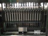 자동적인 청소 액체 충전물 기계 4 헤드/8명의 헤드/12명의 헤드
