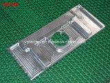 A máquina de alumínio do torno do CNC da precisão feita sob encomenda parte a peça sobresselente 1 da elevada precisão