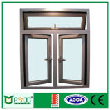 Australien-Standardaluminiumlegierung-eingehängtes Fenster Pnoccw01