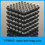 piccoli magneti della sfera di 216PCS 5mm impostati per il giocattolo del magnete