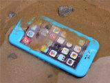 Загерметизированное водоустойчивое iPhone 6 аргументы за сотового телефона добавочное