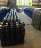 高圧小型鋼鉄10L 150bar酸素のガス容器