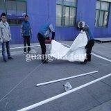 Шатер 6m Pagoda Gazebo ветра упорный светотеневой напольный