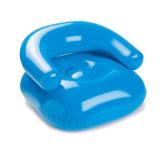 Sofa d'air de PVC de couleur bleu-foncé petit pour des gosses