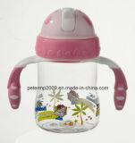 bottiglia di bambino unica 260ml, bottiglia di alimentazione del bambino, bottiglia di acqua dei cervi (hn-1604)