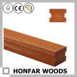 barandilla moderna de madera sólida del rectángulo de 70X40m m