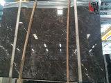 Natuurlijke Goedkope Chinese Emperador van de Steen Donkere Marmeren Plakken voor Countertop/van het Huis Decoratie