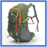 실제적인 OEM 30L는 책가방 부대, 야영 옥외 운동 여행 책가방을 올라가는 Mountaineering 책가방의 하이킹을 방수 처리한다