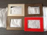 Douane 4mm6mm Plaat van de Schakelaar van het Glas van de Kleur de Af:drukken Aangemaakte
