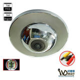 Minigrad Fisheye der kamera-Superweitwinkelkamera-180-360 panoramisches verstecktes CCTV-Sicherheitssystem