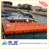 Клетка стыковки рыболовства Марины яхты плавая или кубик пользы плавая понтона малый для горячего сбывания в верхнем количестве