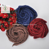 De manier Dame Voile Scarf Small Floral drukte voor MoslimHijab af