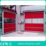 Дверь Штарки Ролика Ткани PVC Быстро для Комнаты Чистой