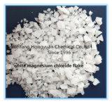 46% بيضاء مادّة مغنسيوم كلوريد رقاقات لأنّ جليد - إنصهار/ثلج [ملتينغ/] (42% [كس] 7786-30-3)