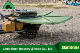 Una tenda di campeggio fuori strada da 270 gradi per le automobili con il blocco per grafici di Alunium