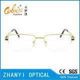 Qualität Halb-Randlose TitanEyewear Brille-Glas-optischer Rahmen (8407)