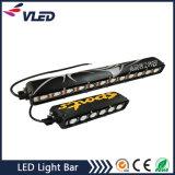 4X4アクセサリはボートSUVのための列LEDのライトバー12V 80W 160W 400W LEDのライトバーを選抜する