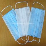 Het beschikbare Niet-geweven 3ply Chirurgische Masker van het Gezicht voor Tand met Earloop