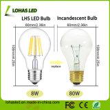 A60 2W-8Wの省エネのための冷たい白LEDの電球