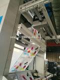 고속 기계 (YTB-8100)를 인쇄하는 8개의 색깔 Flexographc