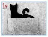 Bolso tamaño pequeño del mensajero del nuevo gato lindo del diseño