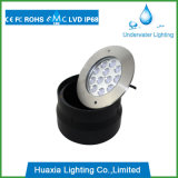LED vertieftes Unterwasser36watt swimmingpool-Licht