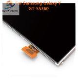 Экран касания LCD мобильного телефона для запасной части галактики y S5360 Samsung