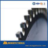 Láminas de corte de la herramienta eléctrica de la lámina del carburo de tungsteno para el corte de madera, para corte de metales