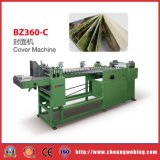 Machine automatique Bz360-C de couverture de livre de panneau