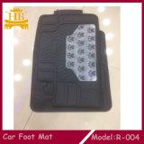 De hete Verkopende Mat van de Vloer van de Auto van pvc RubberPatroon Afgedrukte