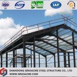 Мастерская конструкции портальной рамки стальная Sinoacme