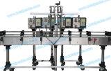 Remplissage automatique de pompe à engrenages de quatre têtes pour le jus de fruits (GPF-400A)