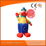 Mascotte gonfiabile C1-209 del fumetto del pagliaccio di circo