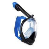 Panoramische ademt Regelbaar van Smaco vrij het MistVrij duiken van het Silicone Zwemmend snorkelt Masker