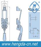 Fecho de alavanca ajustável das braçadeiras da trava Yh9298/fechamento de alavanca trava do Hasp/trava ajustável do fecho