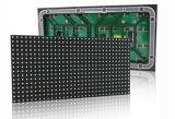 Diodo emissor de luz ao ar livre da cor P10 cheia que anuncia o módulo da visualização óptica da placa