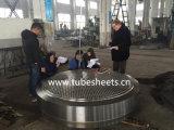 Flangia ASTM A350 Lf2 Cl1/Cl2 del grande diametro così per la generazione di energia eolica