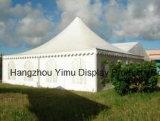 100% mehrschichtiges Belüftung-Aluminiumfestzelt-Pagode-Zelt für Ereignis