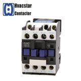 Contator eletromagnético industrial da C.A. AC-3 3p 18A 110V da série Cjx2