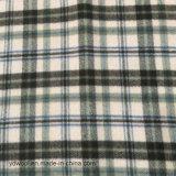 Doble cara de verificación de lana de tela de archivo
